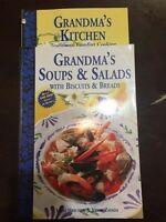 Grandmas cook books