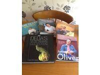 Cook books x 5