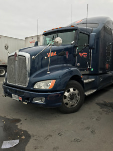 Good Condition Truck Needs to go as fats as it can 2012 kenworth