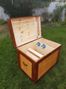 New Large Tack Trunk