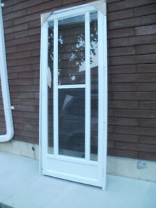 Aluminum Storm/Screen Door