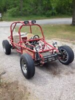 Vw 1600 dune buggy for sale
