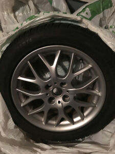 Mini Cooper Winter Wheels and Tires