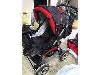 Baby merc pram/buggy