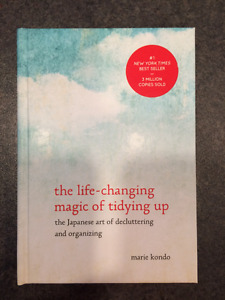 NEW Book-The Life-Changing Magic of Tidying Up