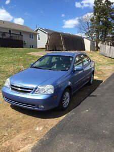 "LOW KM""s Chevrolet optra LOADED civic Mazda Toyota Pontiac"