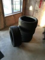 Nissan 370Z winter tires perelli