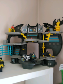 Imaginex batcave
