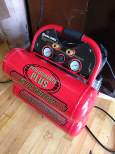 Air Compressor for trade (want a smaller one)!