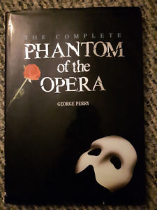 Complete Phantom of the Opera Hardcover Book