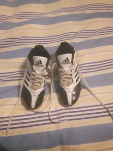 Adidas Cleats Size 9
