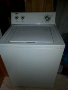 Washer and dryer perfect condition