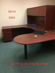Office workstations for sale