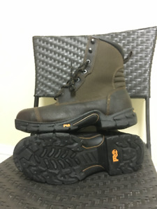 Timberland PRO Men's boots.