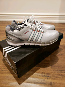 Adidas Pure 360 Gripmore S golf shoes - mens size 9 BNIB