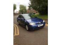 2001 VAUXHALL ASTRA AUTO 1.6L PETROL FOR SALE