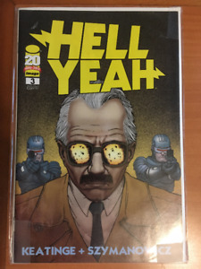HELL YEAH #3 May 2012 Comic Book
