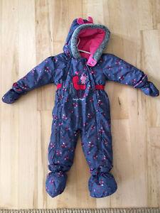 manteau d'hiver de marque gagou tagou 18 mois
