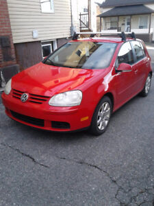 2007 Volkswagen Rabbit Berline