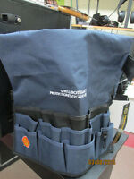 sac d'outils neuf pour banc rond