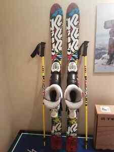 Equipement de ski alpin pour enfant K2