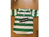 Celtic top 06/07 season