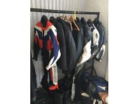 Leather Garments (including motorcycle suits)