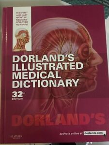 Dorland's illustrated medical dictionary Doolandella Brisbane South West Preview