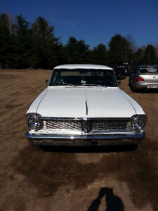 1965 pontiac acadian canso sport deluxe