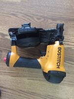 Never used Bostitch Roofing Nailer