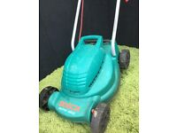Bosh lawnmower