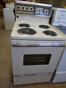 apartment size stove with 90 day warranty. $299.