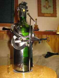 ROCK STAR WINE HOLDER