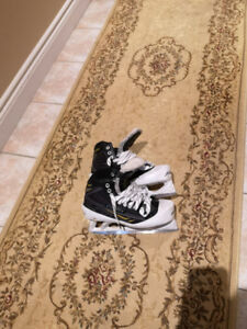 Bauer Supreme One.9 Goalie Skates with Super Feet included