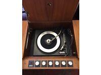 Antique radio gram