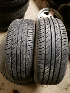 195/50R16 two m+s tires