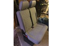 T5 camper van double seat