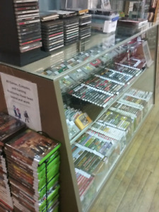 Games, dvds,  hot wheels, lp's,  collectibles plus 1000 booths