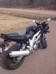 2004 SV1000S for sale or trade for quad