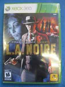 L.A. Noire for XBOX 360 New