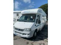 Adria Coral S 660 SL 4 berth twin single beds DIESEL MANUAL 2006/02