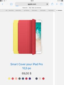 Smart Cover pour IPad Pro