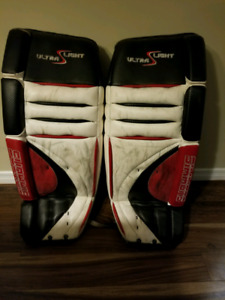 Simmons Ultralight Goalie Pads