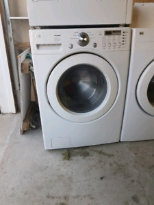LG Tromm Washer and Dryer - SOLD