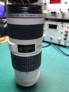 Canon EF 70-200mm F4/L IS