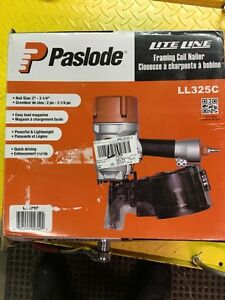 Paslode Framing Coil Nailer New in box