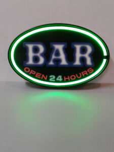 CLASSIC NEON SODA BEER AND GASOLINE SIGNS