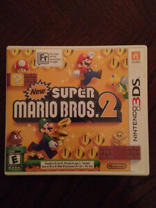4 Mario games for DS and 3DS