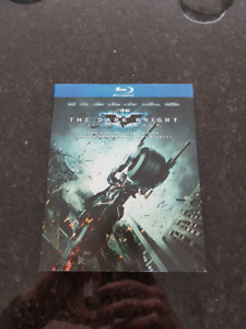 The Dark Knight digital copy and special features
