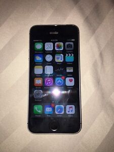 iPhone 5s 16 GB locked with FIDO